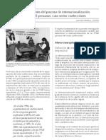 Determinantes del proceso de internacionalización de las PYME peruanas