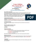 parent teacher letter