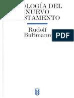 37Capa Teologia Del Nuevo Testamento Bultmann