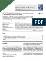 The Useofnanofluids Forenhancingthethermalperformance