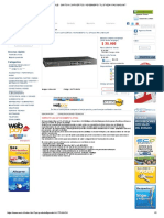 Wei Chile - Switch _ 24 Puertos _ 10_100mbps _ Tl-sf1024 _ Rackmount