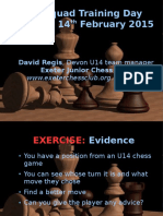 Training-Exeter Junior Chess Club