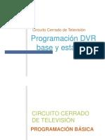 9 Programacion Base Dvr