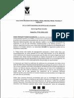 Juez Correista califica de maliciosa denuncia por corrupción de Contralor y Fiscal