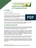 COE U3 Actividad 1 Comunicacion Escrita SC