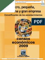 INEGI 2009