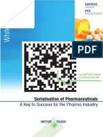 White Paper Serialisation of Pharmaceuticals En