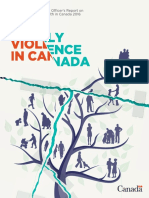 Chief Public Health Officer - Report - A focus on Family Violence in Canada