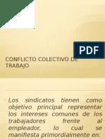Conflicto Colectivo de Trabajo-Abril 29