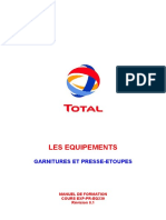 Garnitures Et Presse-etoupes