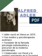 Alfred Alder Teoria Individual