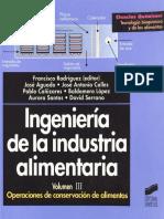 Ingenieria de la Industria Alimentaria - Volumen 3 Operaciones de Conservacion de Alimentos - F.Rodriguez.pdf