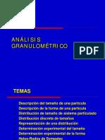 1 - Tamaño, Forma y Distribucion de Tamaño