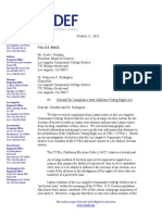 2016-10-21 - Demand Ltr to LACCD