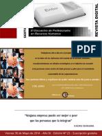 Mayo de 2014 - Edición 23