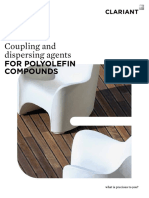 Coupling and Dispersing Agents for Polyolefin Compounds (1)