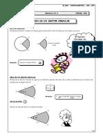 Guia 7 - Área de Un Sector Circular