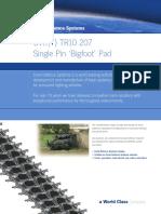 Cvr(t) Tr10 207 Single Pin
