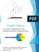 ABC de Las Competencias Y Habilidades de Un Gerente