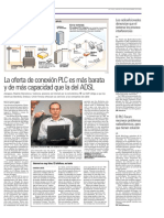 PLC (Internet a traves de la red electrica)