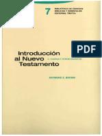 19Capa Introduccion Al NT 2 Cartas y Otros Escritos