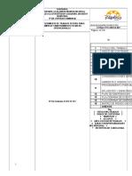 PTS 003 Mantenimiento de Areas Operacionales