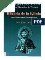 Alvarez, Jesus - Historia de La Igle 3