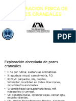 EXPLORACION FISICA DE PARES CRANEALES.pptx