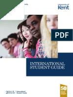 International Student Guide 2015 FinalBT 117015 PUB540
