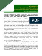 Empresas Trabajo e Inmigracion Mariela Ceva