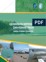 Geoekologi Kepesisiran dan Kemaritiman Daerah Istimewa Yogyakarta