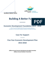 Building a Better Future Case for Support