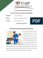 Servicios de Salud Para Pacientes Geriatricos
