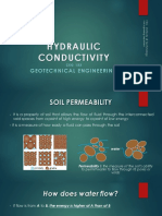 5 Hydraulic Conductivity