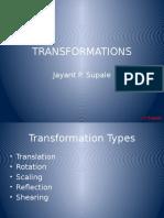 Transformations Jps