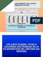 370siete Pilares Doctrinales Del Ultimo Remanente de Dios