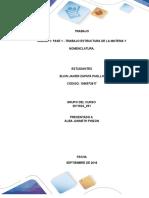 Trabajo Colaborativo – Unidad 1 Fase 1 - Aporte Individual Elkin Zapata