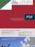 Axis Industries Heat Meters 20 Years of Experience