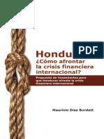 Libro La Crisis Financiera