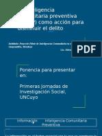 Sicop-Presentación Jornadas Agosto 2016