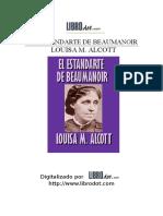 Alcott, Louisa May - El Estandarte de Beaumanoir