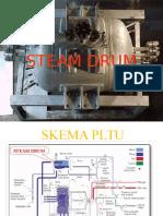 Steam Drum