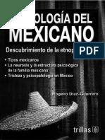 Psicología Del Mexicano Capitulo 1