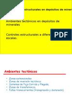1_Tipos de Controles Estructurales en Depósitos de Minerales