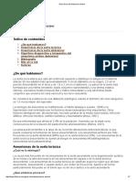 Guía Clínica de Aneurisma Aórtico