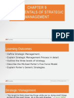 Chapter 9 Fundamentals of Strategic Management Ppt(1)