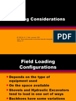 3 Loading Considerations