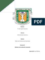 Examen de Diseño de Instalaciones- CRISTAL ESTRADA MAXIMINO