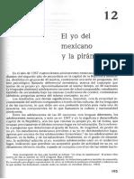Psicología Del Mexicano Capitulo 12