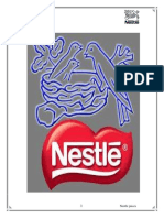 Nestle Juices Project